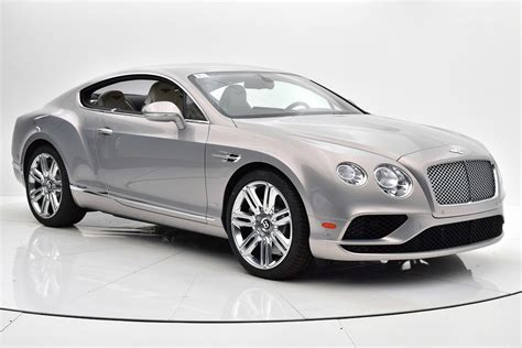 2017 Bentley Coupe by 2017 Bentley Continental Gt W12 Coupe