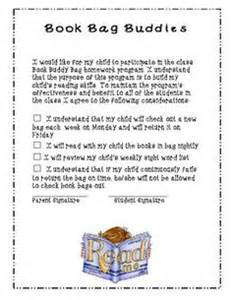 Parent Letter For Literacy Bag 1000 Images About Take Home Books Routine On Book Bags Book And Home