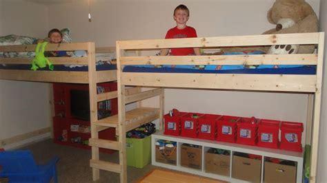 double loft bed pinterest the world s catalog of ideas