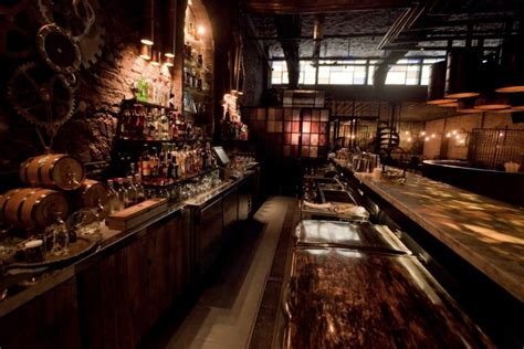 Nightclub Floor Plans victoria brown steampunk bar gives industrial style a