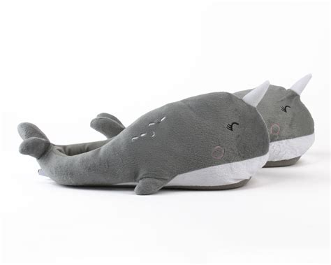 narwhal slippers nari narwhal heated slippers usb heated slippers