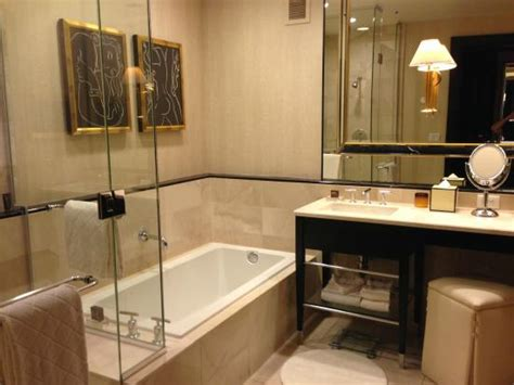 encore las vegas bathroom shower tub area bathroom picture of encore at wynn las