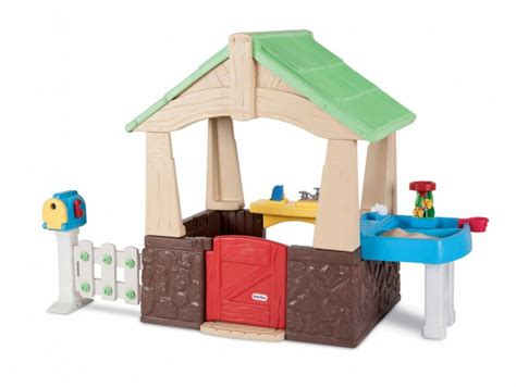 tikes green roof playhouse decorating wonderful tikes playhouse for