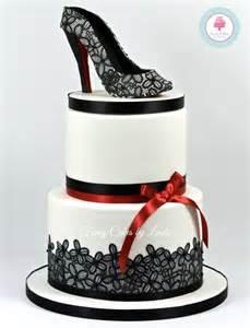 kuchen schuhe shoe cake shoe design inspired by christian louboutin