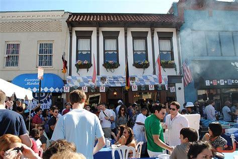 Oktoberfest At Biergarten Haus Dc After Five