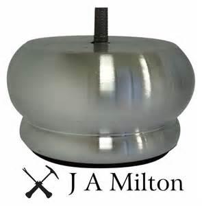 j a milton s fancy metal bun foot our updated range of