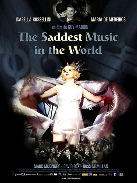 saddest in the world the saddest in the world poster 2 of 3 imp awards