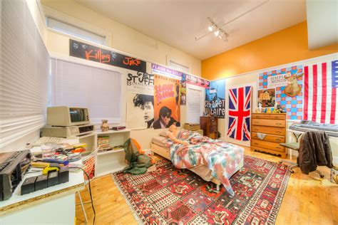 for my room check out this painstaking replica of ferris bueller s bedroom