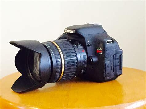canon t3i dslr canon t3i dslr w efs 18 55mm canon lens rental in