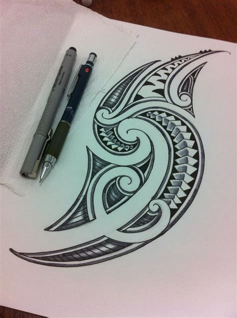 tattoo design new maori design polynesian polynesian