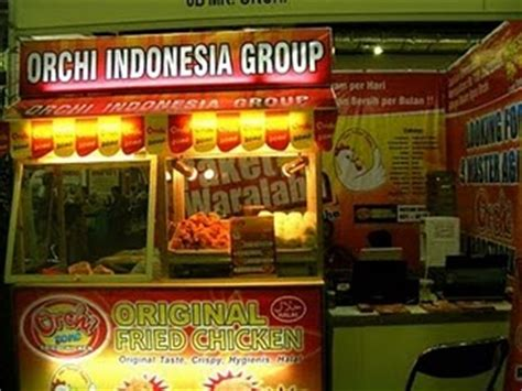 membuka usaha fried chicken orchi usaha kecil dan menengah