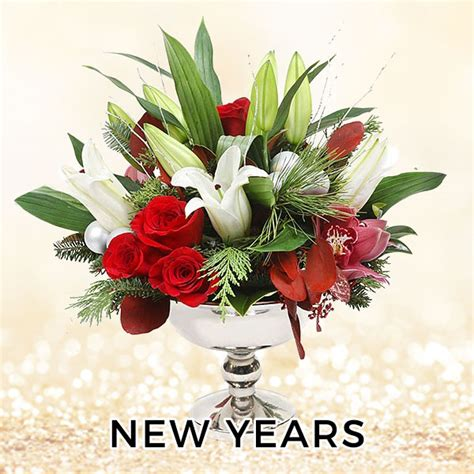 new year plants flower delivery nyc plantshed