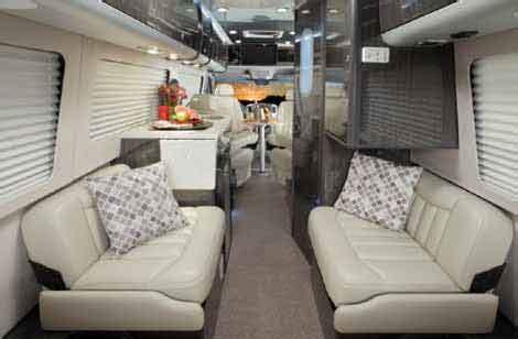 The Sprinter Camper Van, a Review of Class B Mercedes Benz