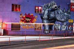 the rhino room adelaide fringe crowdfunding push saves rhino room comedy hub from closure abc news