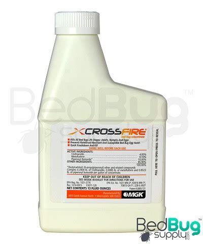 residual bed bug spray crossfire bed bug concentrate residual spray