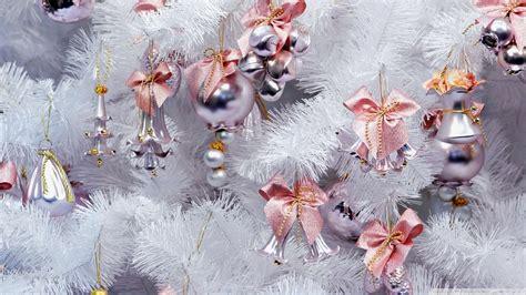 download white christmas tree wallpaper 1920x1080
