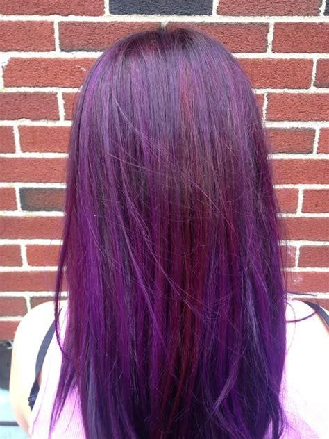formula for purple hair 17 best ideas about hair color formulas on pinterest