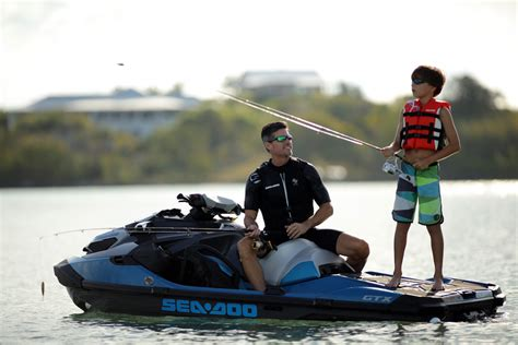 sea doo boats accessories sea doo reveals all new platform for gtx rtx and wake pro
