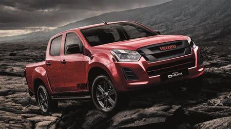 2019 isuzu d max isuzu d max fury 2019 unleashed overseas car news