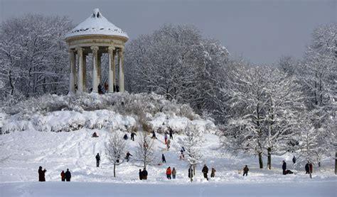 Englischer Garten Munich Winter by For Planners Englischer Garten Munich