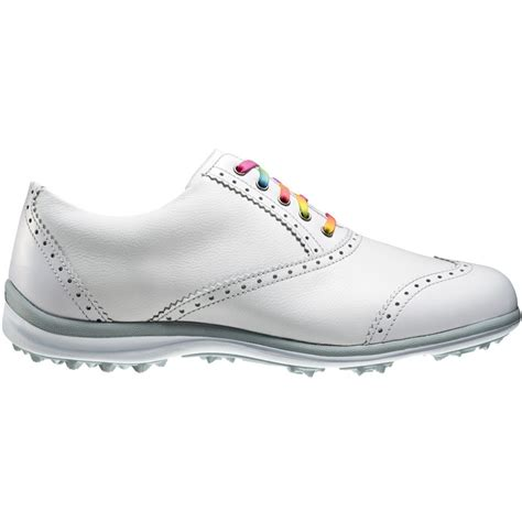 footjoy womens lopro casual golf shoes closeouts white
