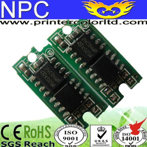 reset chip xerox phaser 6010 chip color toner cartridge reset chip for xerox phaser