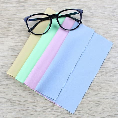 Glasses Cleaning Cloth by Custom Print Microfiber Glasses Cleaning Cloth With Best