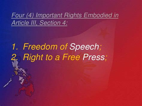 article 3 bill of rights section 6 explanation bill of rights article iii section 3 to 6
