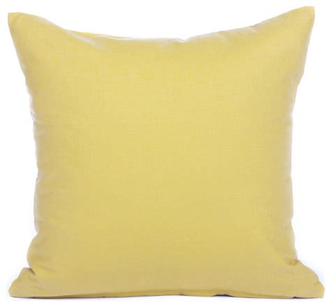 Mustard Yellow Throw Pillows by Solid Mustard Yellow Accent Throw Pillow Cover