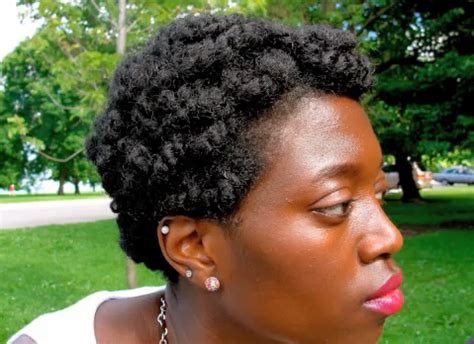 easy twa hairstyles 3 cute and easy styles for twas and short natural hair