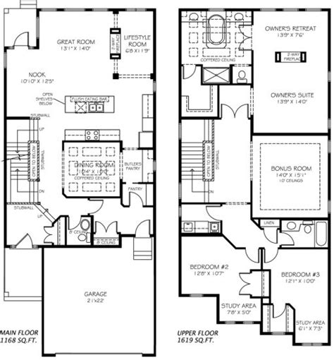 House Plans Edmonton by Victor Model Home Floor Plan By Pacesetter Homes