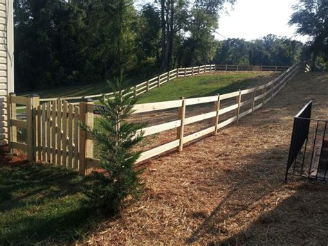 residential fencing modern home fencing and gates dc metro by beitzell fence