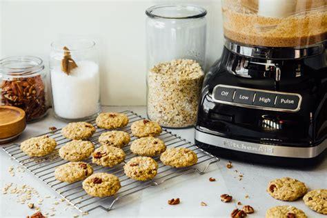 healthy hacks maple pecan butter cookies the