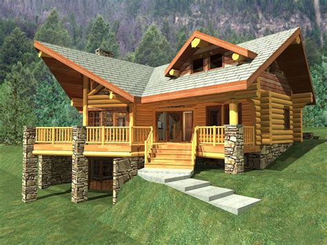 log homes plans and designs homesfeed best style log cabin style home for great escapism that