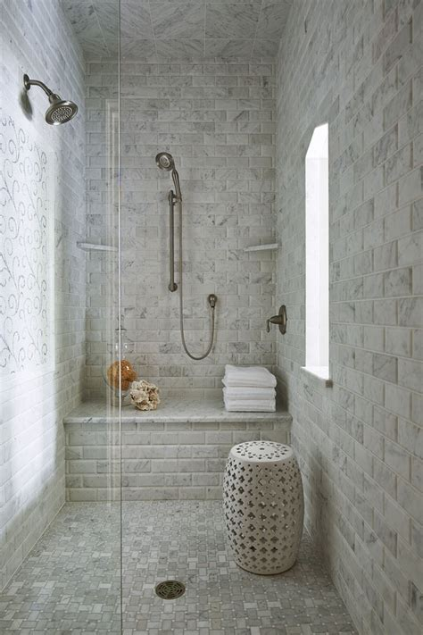creative luxury showers 40 creative ideas for bathroom accent walls designer mag