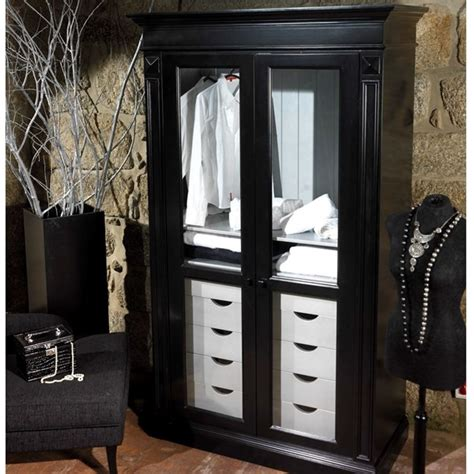 Black And White Wardrobe Set Black And White Wardrobe With 2 Doors Without A Set Of Drawers