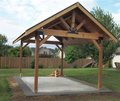 how to build a backyard pavilion build pergola bbq plans diy pdf table plans rustic