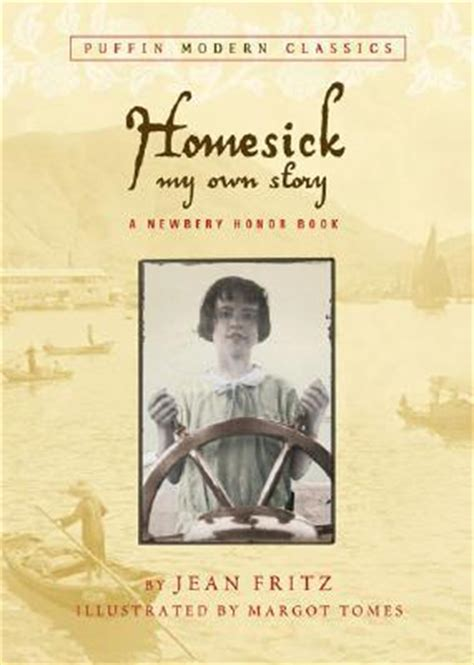 homesick book homesick my own story by jean fritz reviews discussion