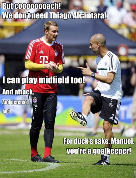 Soccer Memes Facebook - best 25 manuel nuer ideas on pinterest manuel neur
