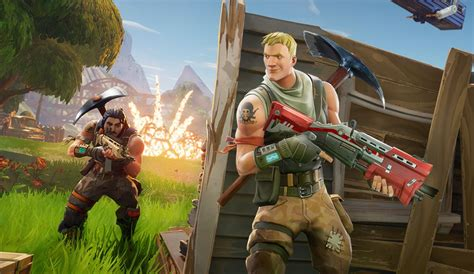 Free ?Fortnite: Battle Royale? Hits PS4, Xbox One, And PC