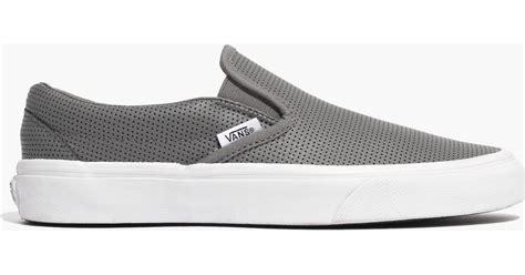 light gray slip on vans gray slip on sneakers 28 images seavees baja slip on