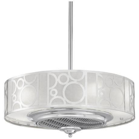 casa ceiling fan 24 quot casa vieja 174 chrome drum ceiling fan ceiling fan and