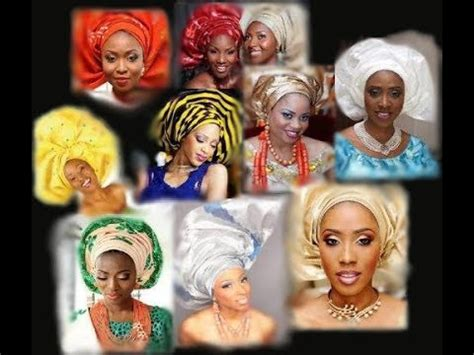 new styles guide to tying nigerian traditional head tie 40 latest gele headtie styles for nigerian and african
