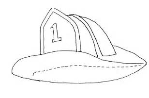 fireman hat template kindergarten printable hat templates fireman hat