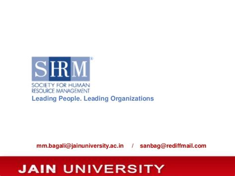 Mba Research Modules by Mm Bagali Hr Mba Hrm Hrd Research Hr Module 1
