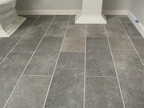 Laundry tiles ideas, gray plank bathroom floor tiles faux