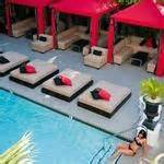 Encore Pool Daybed Encore Club Cabanas Daybeds Royal Vegas Tours