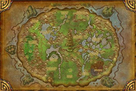 The Wandering Class Mists Of Pandaria Maps Wowwiki Fandom Powered By Wikia