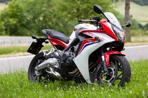 Honda Motorrad Cbr 650 F by Honda Cbr 650 F Test Action Motorrad Fotos Motorrad