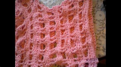 como hacer un sueter tejido a crochet sueter rosa tejido a crochet youtube